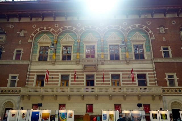 コペンハーゲン市役所