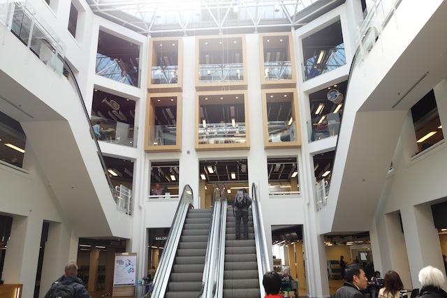 コペンハーゲン市図書館