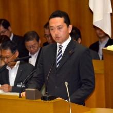横浜市会平成26年第2回定例会本会議におきまして、議案関連質疑を行いました。
