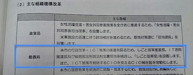 横浜市総務局