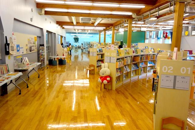 紫波町図書館