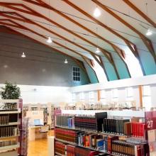 人と生活につながる図書館。紫波町図書館。