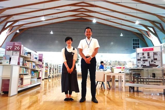 人と生活につながる図書館。紫波町図書館。 | 藤崎浩太郎