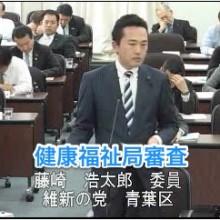 横浜市会平成28年度予算第一特別委員会 健康福祉局審査(2016.3.8)