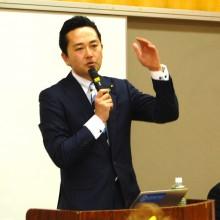 山内地区センターにてタウンミーティング開催しました。
