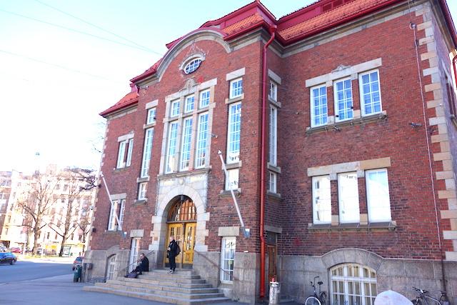 カッリオ図書館