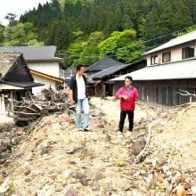 1年後の熊本地震。仮設住宅とコミュニティと経済的自立。