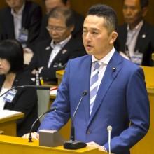 横浜市会平成29年第2回定例会本会議において、一般質問を行いました。