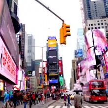 ニューヨーク視察報告書:公共空間のイノベーション