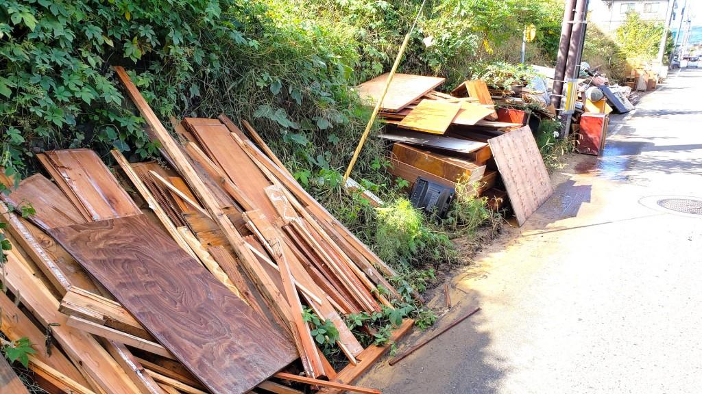 台風19号被災
